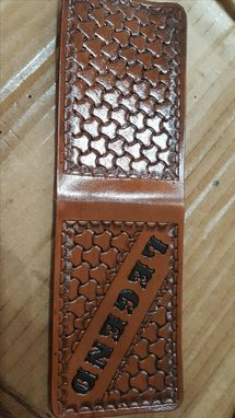 Custom Made Slim Front Pocket Wallet