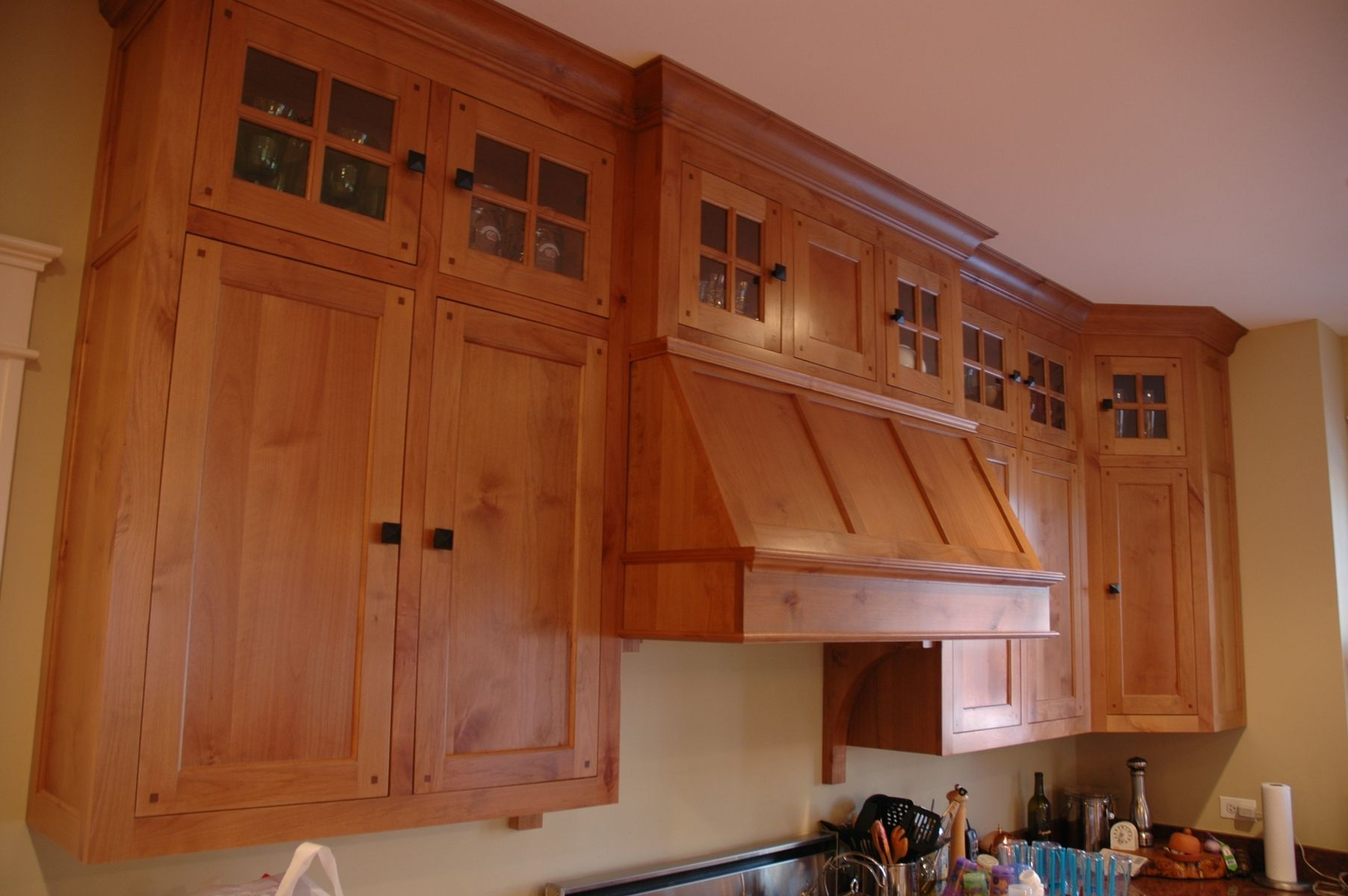 Custom Made Arts Crafts Kitchen