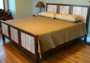 Custom Made Contemporary Bed