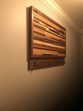Custom Made Artisan Wooden Wall Art