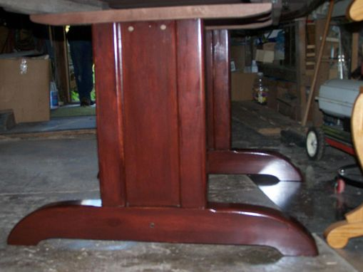 Custom Made Custom Designed Table Legs
