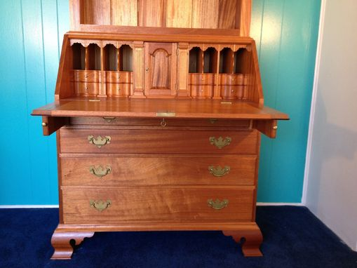Custom Made Pennsylvania Secretary Desk