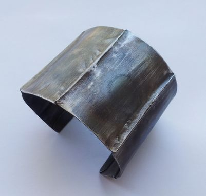 Custom Made Custom Steel Cuff