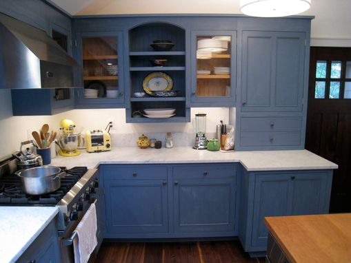 Custom Made Northwest Kitchen