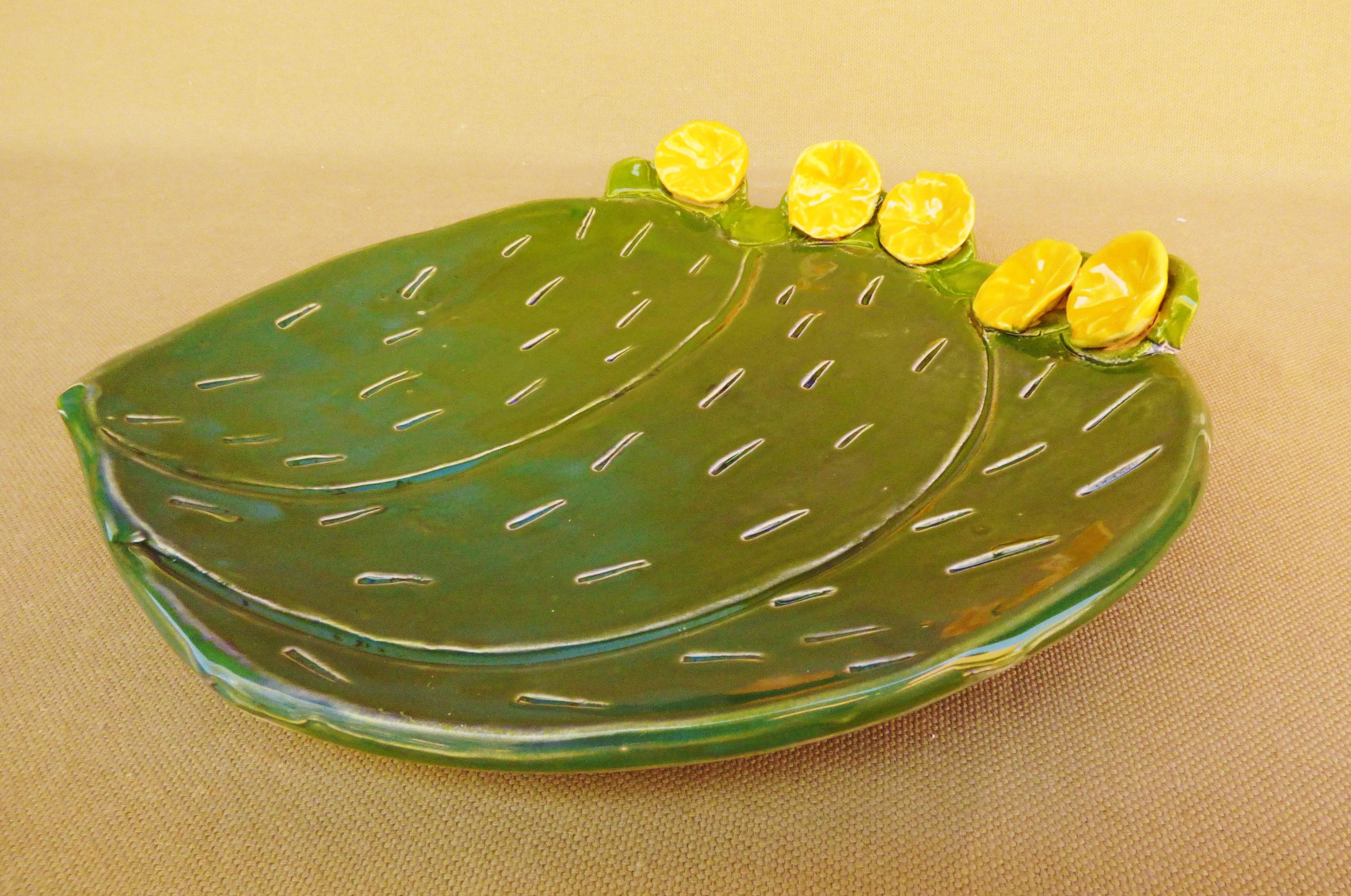 Portrait Spoonrest  Platter