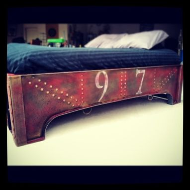 Custom Made Danville Bed