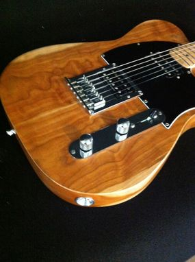 Custom Made Hand-Built Electric Guitars And Basses