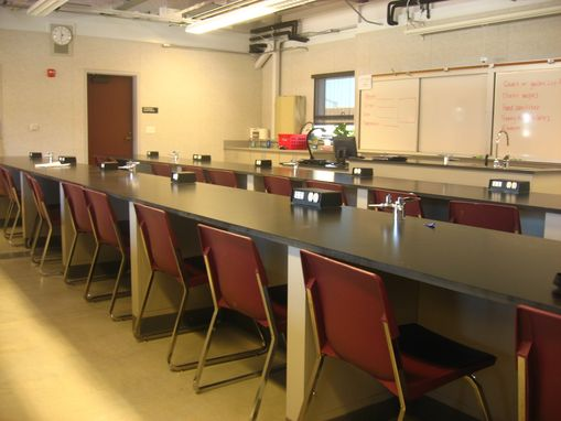 Custom Made High School Science Lab