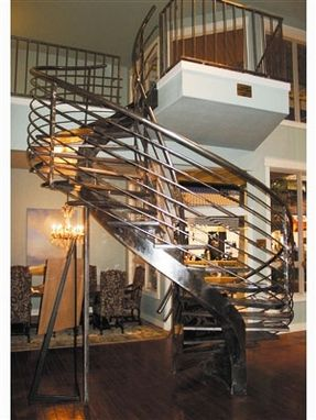 Custom Made Staircases