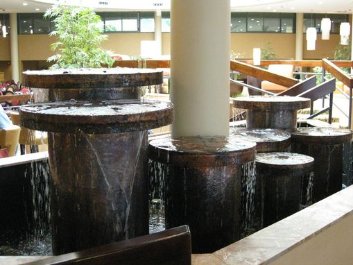 Custom Made Hilton Lobby Fountain