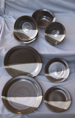 Custom Made Ray Pattern Dinnerware