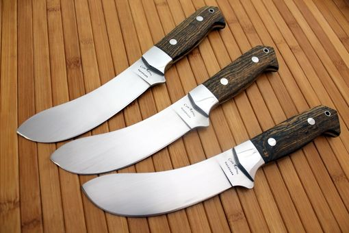 Custom Made Buffalo Skinners
