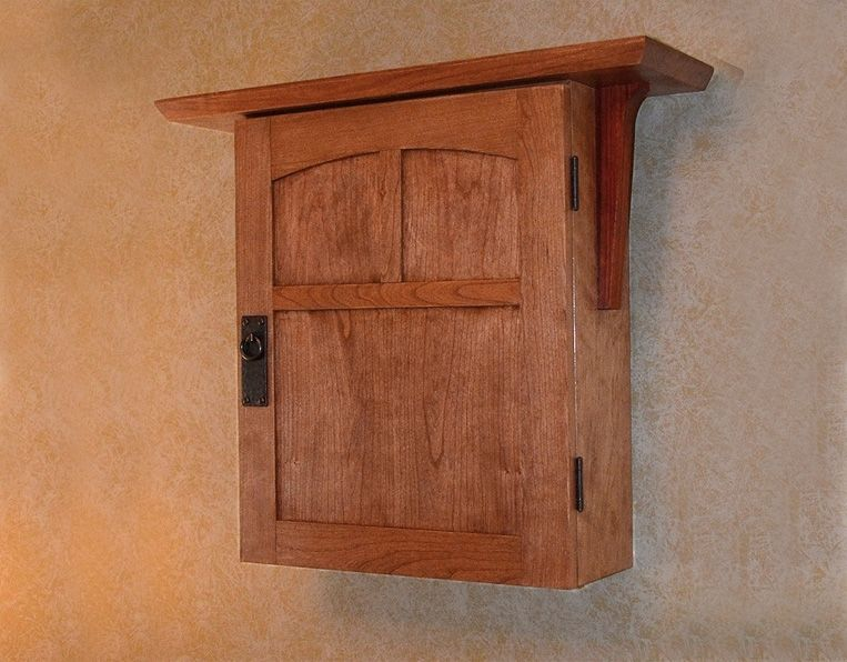 Custom Mission Medicine Cabinet By New Mission Workshop Custommade Com