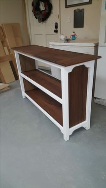 Custom Made Console / Entry Way Table