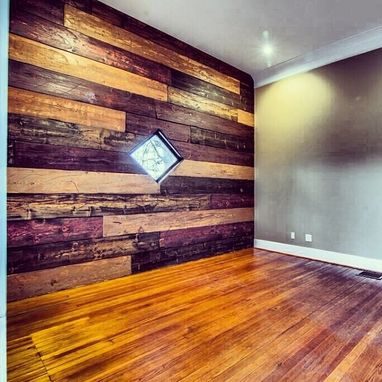 Custom Made Wood Walls-Ausden Inc