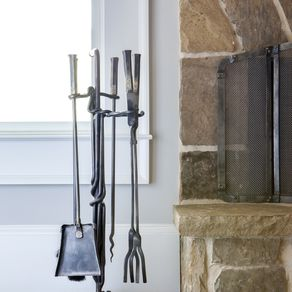 Custom Fireplace Tools & Tool Sets | CustomMade.com