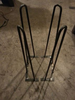 "Custom Made Hairpin Legs ""Traditional"