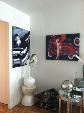 Custom Made Art For Park Avenue Apartment