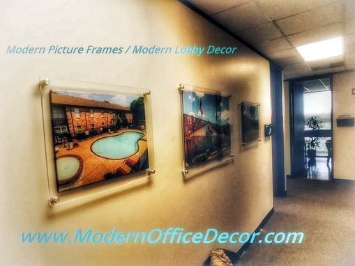 Custom Made Modern Picture / Display Frames