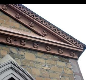 Custom Made Architectural Restoration