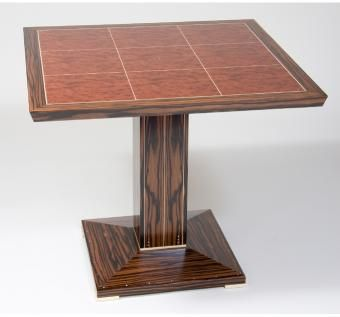 Custom Made Art Deco Breakfast Table