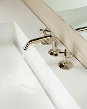 Custom Made Exclusive Design Freestanding Bath Sink