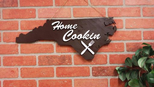 Custom Made State Home Cookin' Sign