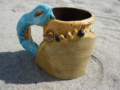 Custom Made Nautical Mug