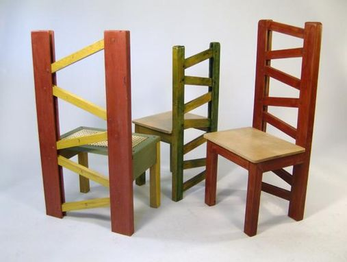 Custom Made Children's Rocker