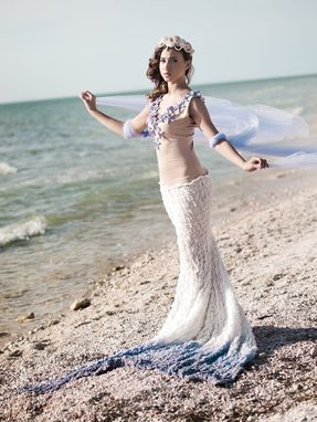 "Custom Made ""Aria"" Couture Gown"