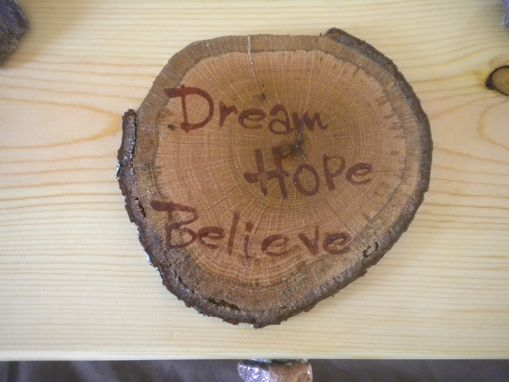 Custom Made Rustic Keepsake Box