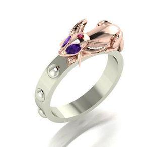 Pokemon Espeon Inspired Ring By Jasmeen Kaur
