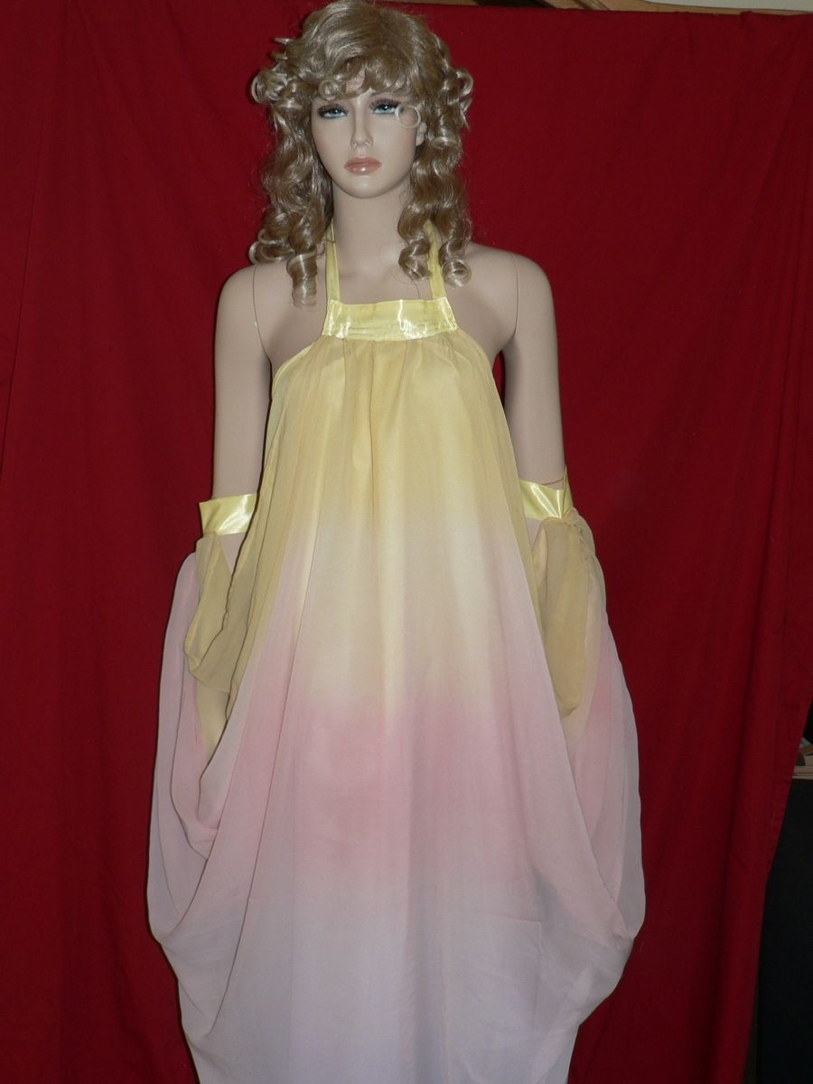 Custom Made Star Wars Padme Lake Gown by Khloes Custom Clothing ...