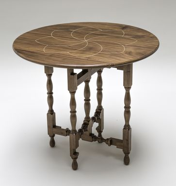 Custom Made Tuckaway Table