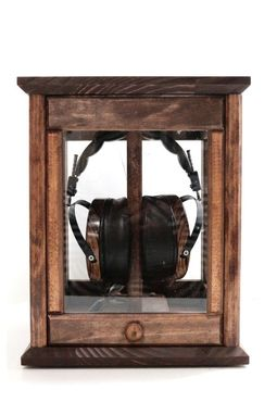 Custom Made Woodwarmth Ultimate Headphone Stand