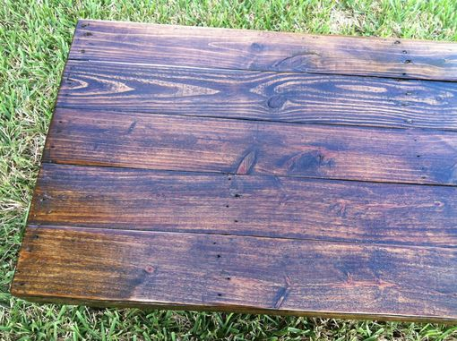Custom Made Reclaimed Pine Coffee Table