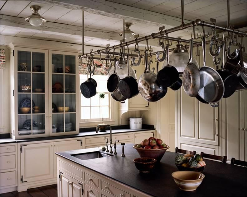 Hand Made Classic New England Kitchen By St John S Bridge