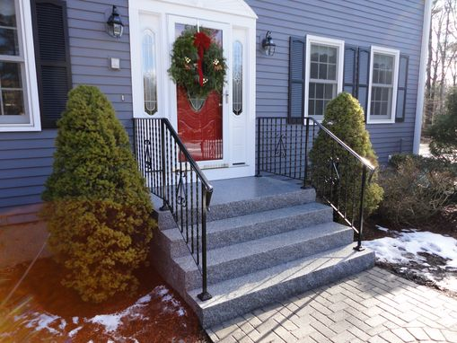 Custom Made Andover & Tewksbury Ma. Residential  Railings