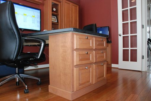 Custom Made Home Office Suite