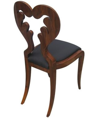 Custom Made Biedermeier Side Chair Reproduction