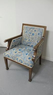 Custom Made 19th Century Chair - Upholstery