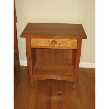 Custom Made Mission Nightstands