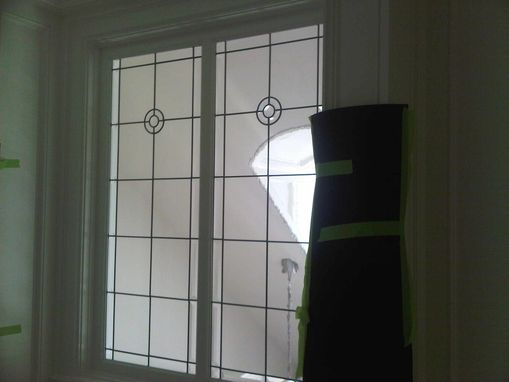 Custom Made Leaded Glass Windows