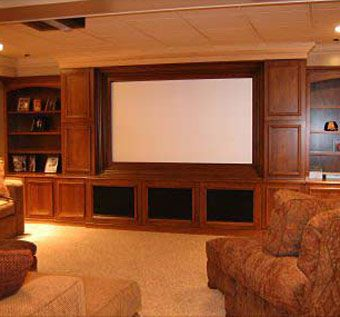 Custom Made Home Theatre