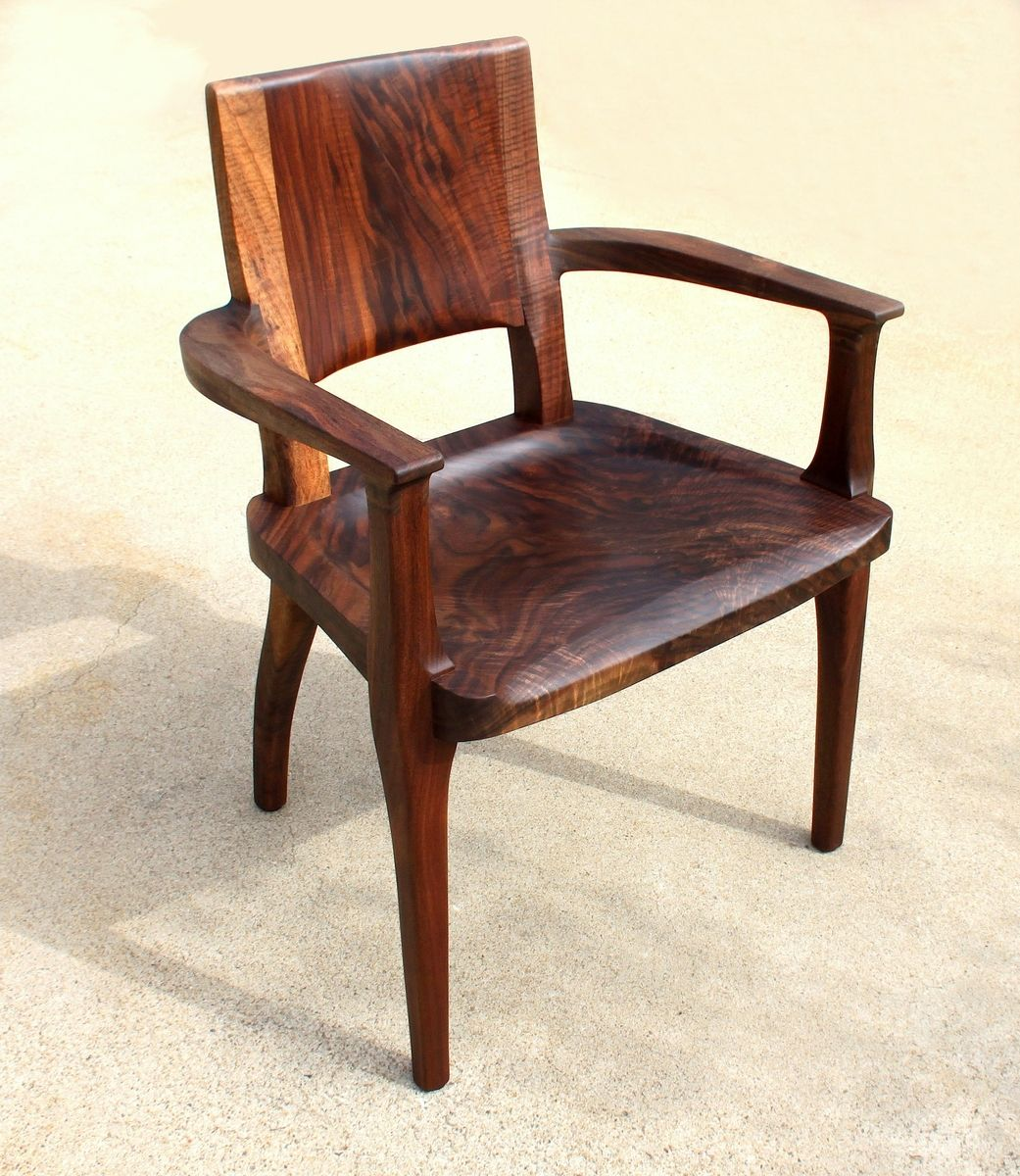 Popular 183 list modern walnut dining chairs for Modern walnut dining chairs