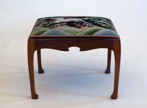 Custom Made Rosewood Stool