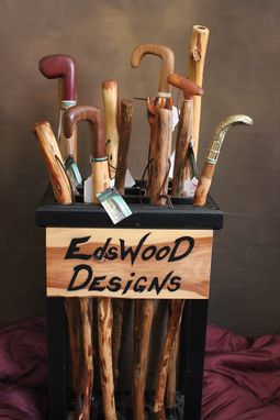 Custom Made Canes And Walking Sticks
