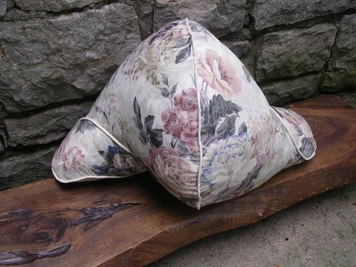 Custom Made Soft Sculptural Pillow
