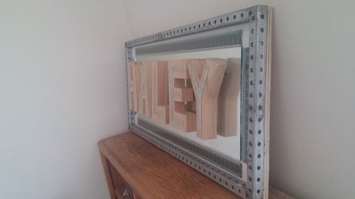 Custom Made Haley Custom Name Sign