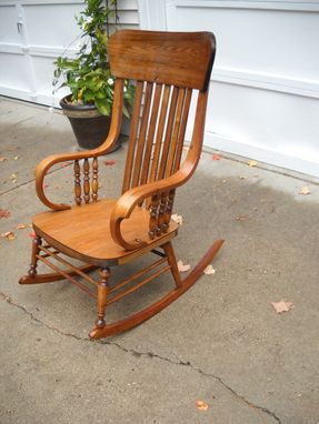 Custom Made Custom Rocker